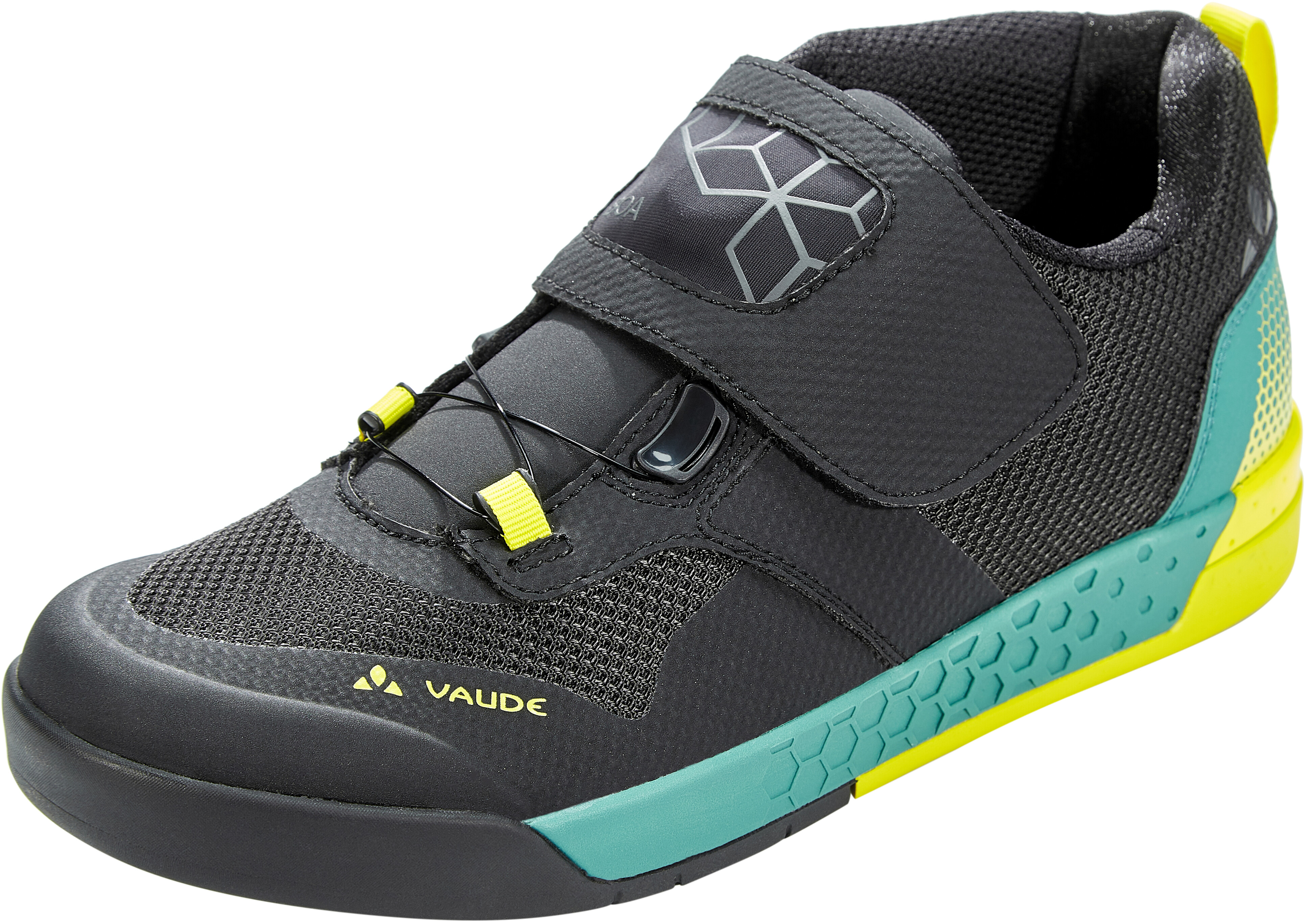 Vaude Am Moab Tech Shoes Canary At Bikester Co Uk